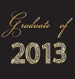 Graduate of 2013
