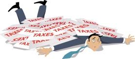Taxes problem