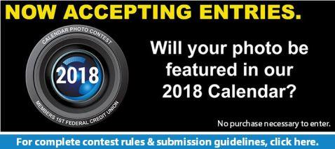 2018 calendar contest main graphic